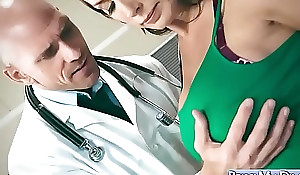 Cute Marketable Patient (Reagan Foxx0) Inveigle Gas main around And Bang Gonzo gonzo fuck video25