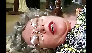 German Granny Can't Dangle In the matter of Fuck Juvenile Delivery Guy