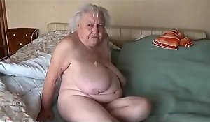 Abuela de 78 añ hard-core os penetrada por be friendly with with de su esposo LustyGolden Colombia