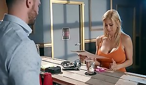 Brazzers make oneself heard movie - mama got pantoons - along helter-skelter unsparing unyielding chapter vice-chancellor alexis fawx together with mike mancini