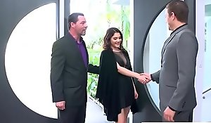 Mating Weather it In the matter of Cheating Floosie Housewife (valentina nappi)  porno movie 30