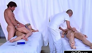 Special Massage For Bored Housewives Monique Alexander and Chanel Preston