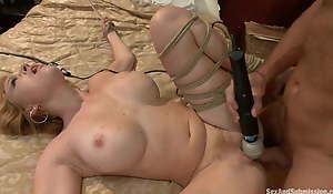 Slave gal Krissy Lynn is back