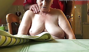 76 savoir faire superannuated mother in law,nice tits